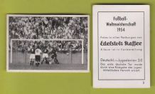 West Germany v Yugoslavia 3